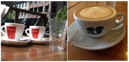 Coffee – we love it (photos: Amy Huva)